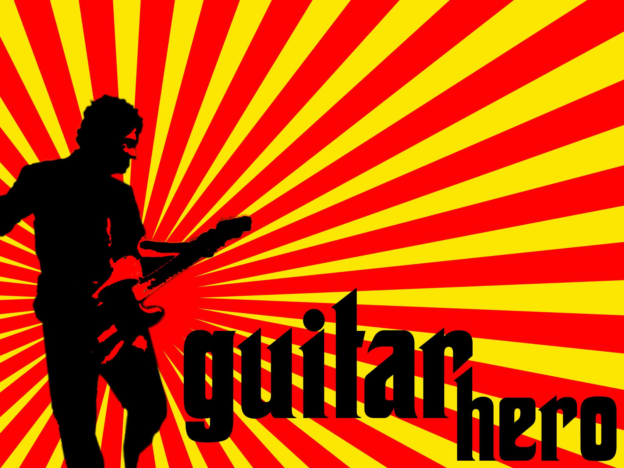DADO guitar hero
